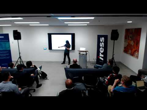SyPy@IRESS - Relational Databases Considered Incredibly Useful