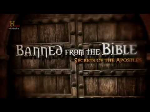 Banned from the Bible  Secrets of the Apostles History Channel)  YouTube