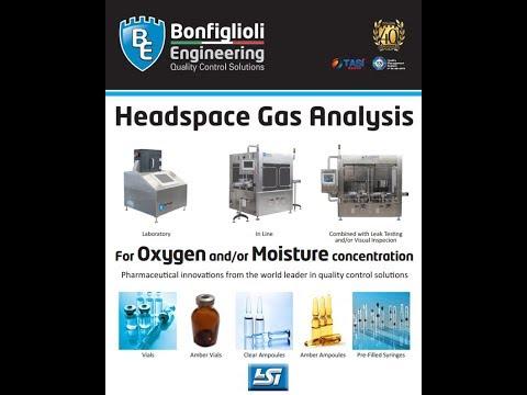 Life Scientific - Bonfiglioli Head Gas Analysis