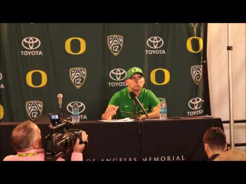 Mark Helfrich post USC