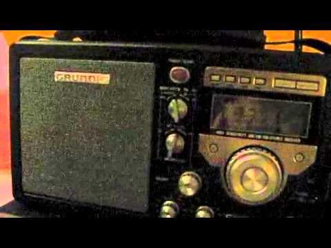 Ultra Creepy Shortwave Radio Broadcast