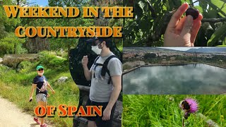 Weekends in the Countryside of Spain | Amiga Chinita