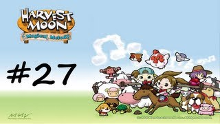 Harvest Moon: Magical Melody ♫ Part 27 ♫ Winter Wonderland