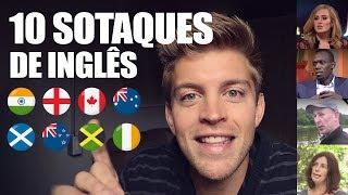 10 SOTAQUES DE INGLÊS | AMERICANO REAGE