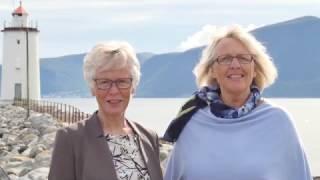 Marit & Irene Jesustoner i fjell og fjøre - smakebiter