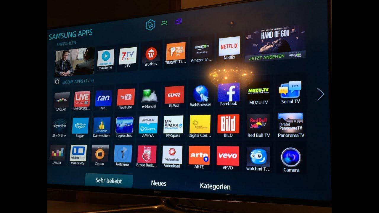 apps im smart tv l schen verschieben oder speeren in 2min erkl rt youtube. Black Bedroom Furniture Sets. Home Design Ideas