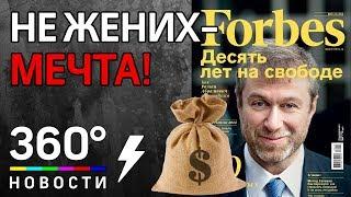Форбс называл самых завидных женихов России