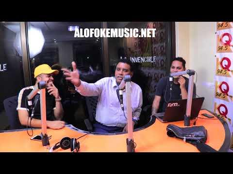 Picante entrevista a Jhon Berry en Alofoke Radio Show!!!