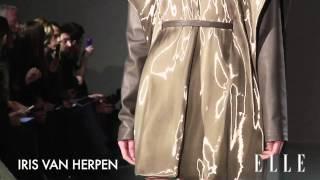 Iris Van Herpen - Fashion show - automne hiver 2014-2015
