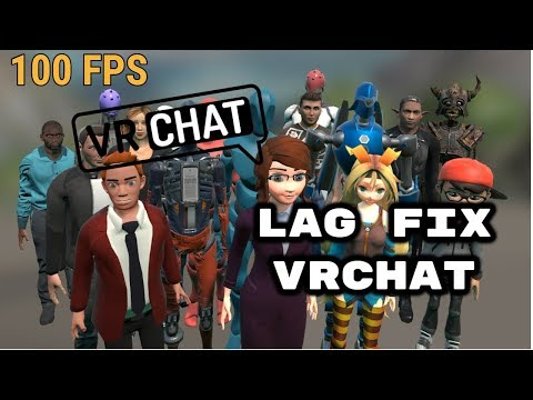 How To Fix Lag In VrChat!//Bug Fixex//Make Games Run Faster on low Budget Pc/Laptop