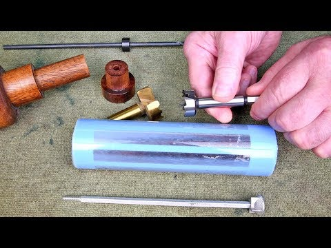 The Wood & Alumilite Pepper Mill - Part 6