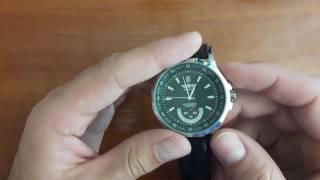 Обзор. Мужские механические часы Winner Dark с автоподзаводом