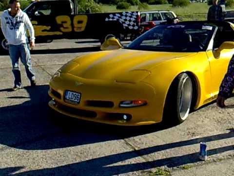 Widebody `98 Chevy Corvette C5 walkaround - YouTube