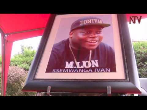 Omulambo gwa Ivan Ssemwanga gutuusiddwa mu ggwanga