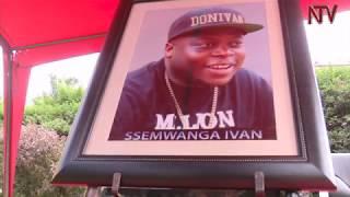 Omulambo gwa Ivan Ssemwanga gutuusiddwa mu ggwanga thumbnail