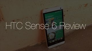 HTC Sense 6 Review on the M7