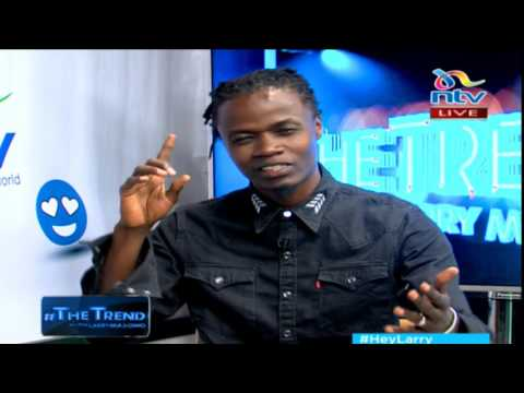 Rapper Juliani enjoys being a father and writing great music #theTrend