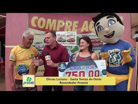Leane Terezinha Sitta Giro Proeste 03.11.2019 - Santa Tereza do Oeste