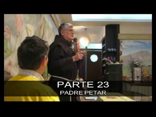 DVD MEDIUGÓRIE - APRESSAI A VOSSA CONVERSÃO - PARTE 23  - PADRE PETAR