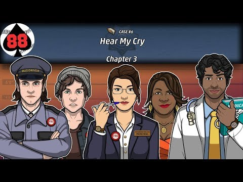 Criminal Case Conspiracy - Case 6 - Hear My Cry - Chapter 3