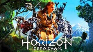 ВОТ ЭТО ГРАФОН!!! ★ Horizon: Zero Dawn