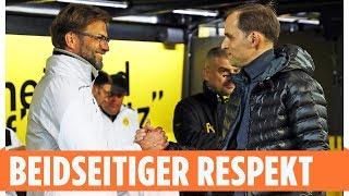 """Klopp: """"Tuchel ist ein fantastischer Coach""""   CL-Duell: FC Liverpool - Paris St. Germain"""