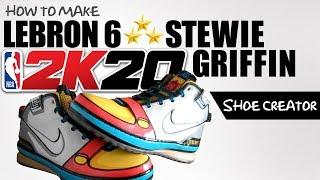 NIKE LEBRON 6 ☆ STEWIE GRIFFIN'S