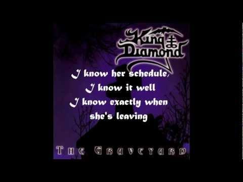 King Diamond: I'm not a stranger (lyrics)
