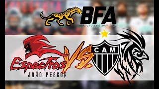 O BRASIL BOWL TÁ CHEGANDO! - A Final do Campeonato Brasileiro de Futebol Americano