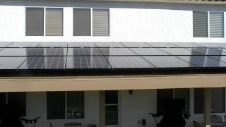 Not For Going Green, But Saving Some... Solar Panels Installed.  9.2 Kilowatts