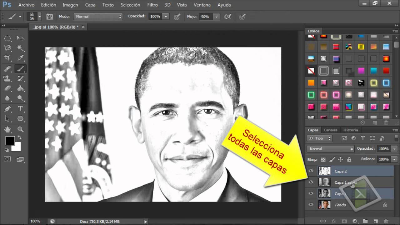 Dibujos Para Photoshop