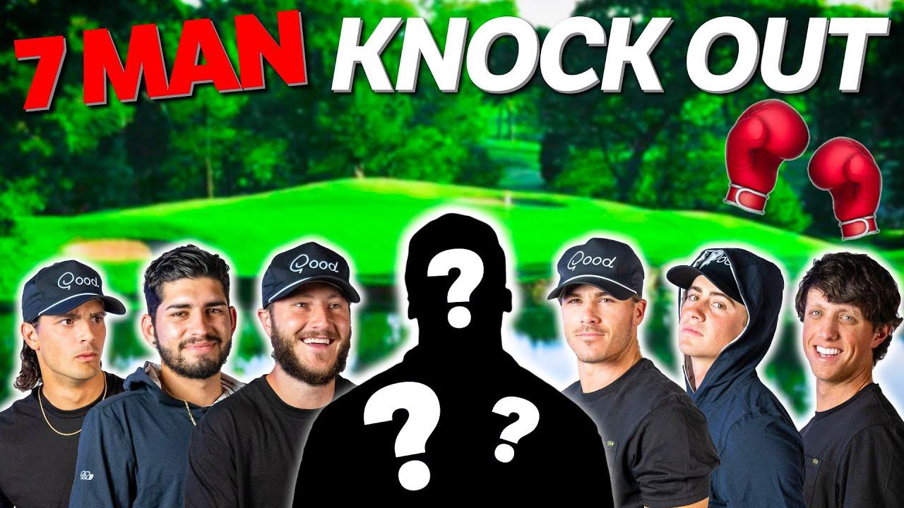 Download Good Good's First 7 Man Knockout Golf Challenge!