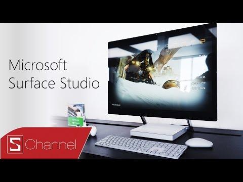 Schannel - Trải nghiệm Microsoft Surface Studio: Ngon thế này thì iMac cứ phải gọi bằng cụ!