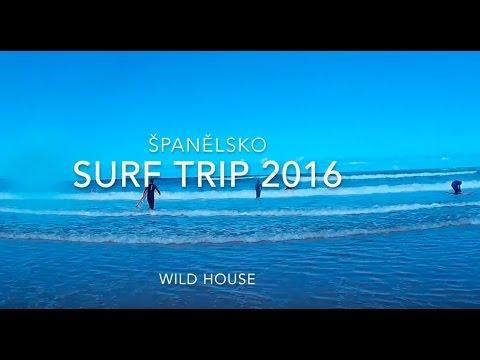 Surf Trip Španělsko 2016