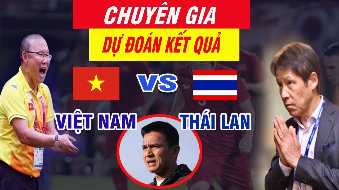 Chuyên Gia Dự Đoán Kết Quả Việt Nam vs Thái Lan Ngày 19/11 Kiatisak Nhận Định Sốc