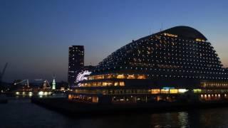Night view of KOBE MERIKEN PARK Kobe Sightseeing Videos Series12April 30, 2017 thumbnail