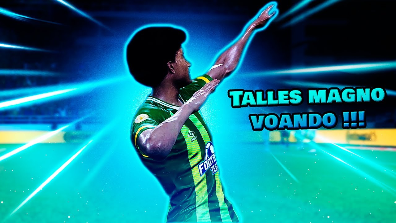 O TALLES MAGNO TÁ JOGANDO MUITO !!! - Master League Cuiabá #17   PES 2021