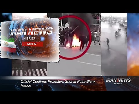 Iran news in brief, April 27, 2021