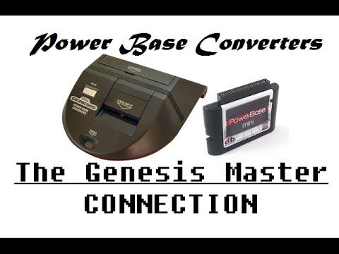 Sega Power Base Converters: The Genesis Master Connection