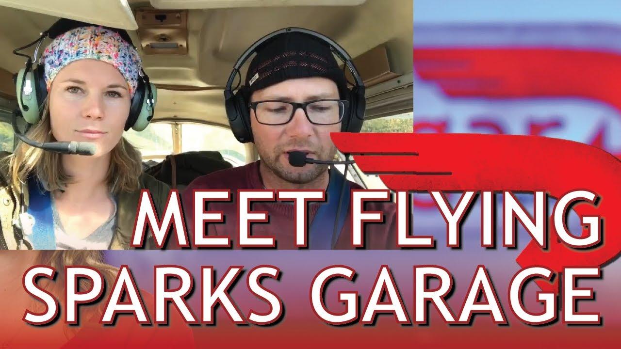 Flying Sparks Garage InTheHangar Ep20
