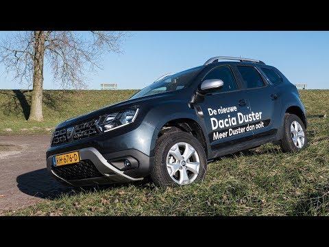 AutoZeelandtest van de Dacia Duster 1.2 TCe 125 4WD