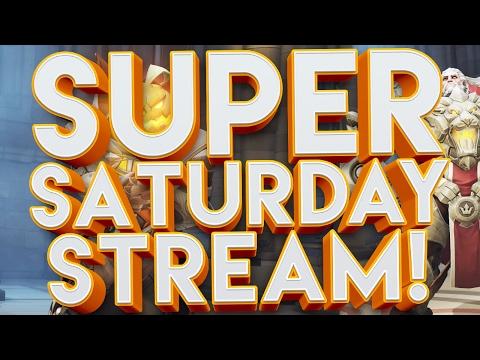 SUPER SATURDAY SPECIAL MEGA STREAM!! (Custom Games, Quick Play, & More!)