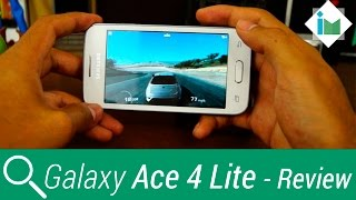 Samsung Galaxy Ace 4 Lite - Review en español
