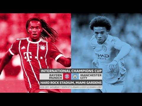 Download Bayern Munich vs Manchester City 2-3 - All Goals & Extended Highlights - Friendly - 28/07/2018 HD