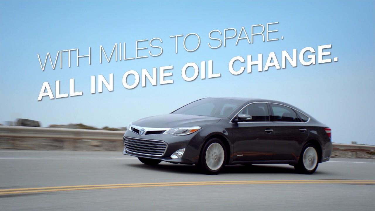 Bert Wolfe Toyota   Oil Change