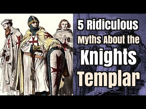 5 Ridiculous Myths About the Knights Templar