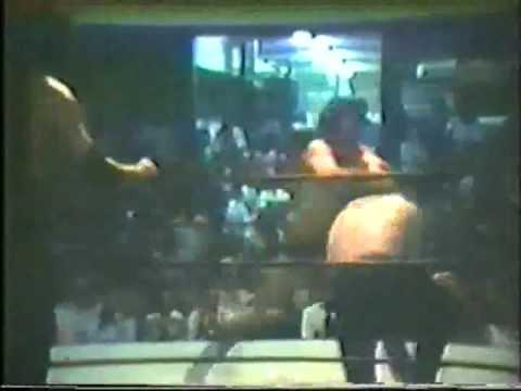 70s Wrestling Bounty Hunters vs Tojo/Kent Memphis