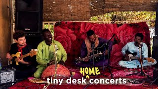 Mdou Moctar: Tiny Desk (Home) Concert
