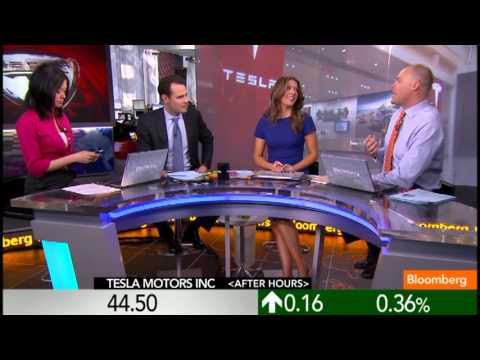 Tesla Motors Announces Leasing Plan for Model S