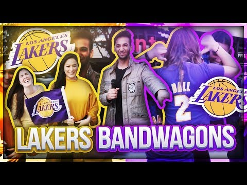 Are You Even a Fan: Los Angeles Lakers (LOYAL or BANDWAGON) 2
